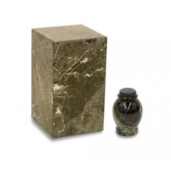 Exotic Verde Single - Granite
