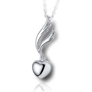 Heart (with Angel Wings)