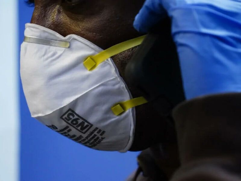 PPE is 'the new contraband'